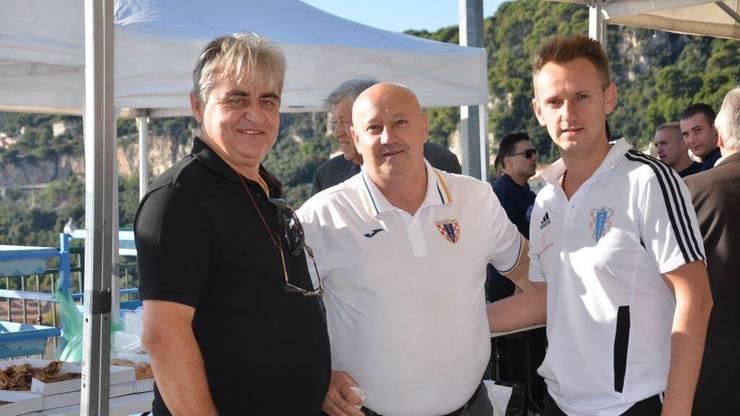 Dejan Rakitic (rechts): «Weil es lange 0:0 bleibt, wird Lausanne hinten etwas mehr aufmachen müssen.»