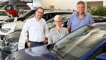 Autocenter Baschnagel in neuen Händen (Juni 2019)
