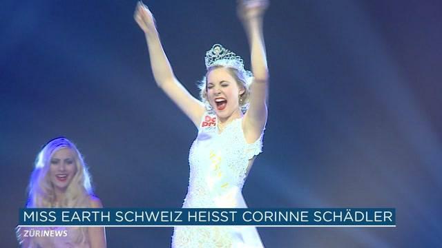 Corinne Schädler ist neue Miss Earth