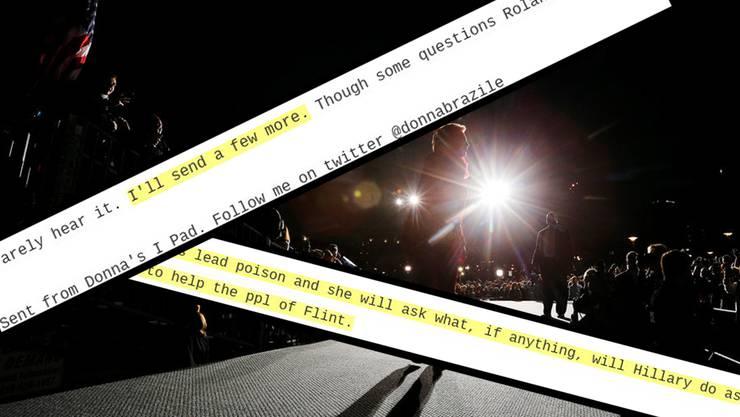 Clintons unsaubere Spielchen:Weitere E-Mails bringen Licht ins Dunkel.