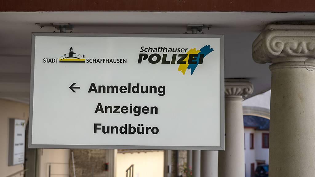 Schaffhausen: Mehrere Anrufe durch «falsche Polizisten»
