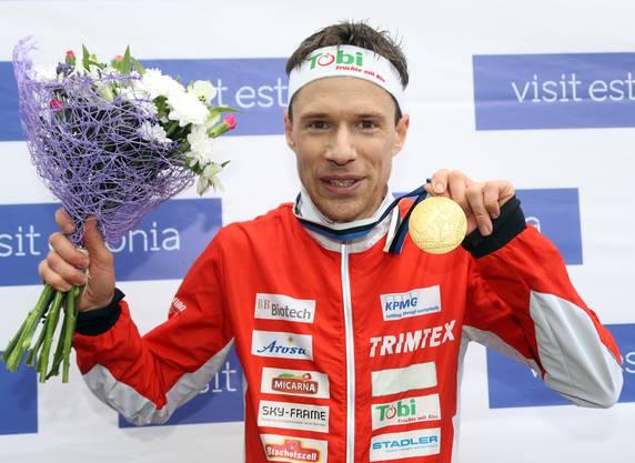 Wie lange er weiter auf Topniveau laufen will, weiss Daniel Hubmann noch nicht. «Ich muss nicht immer einen fixen Plan haben», sagt der sechsfache Gesamtweltcupsieger.