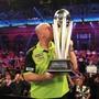 Van Gerwen holt sich 3. WM-Titel