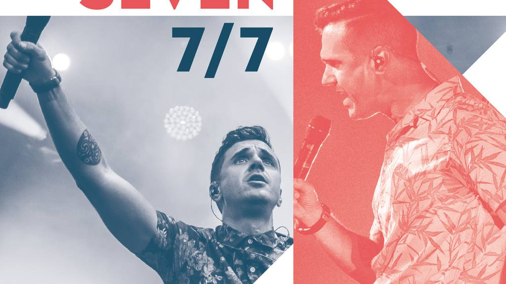 SEVEN: «7/7 Live Experience»
