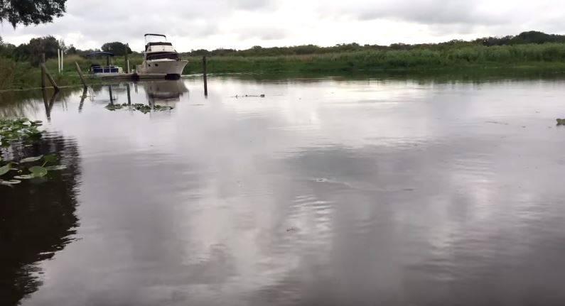 Egal wie heiss: In diesem See will niemand mehr schwimmen
