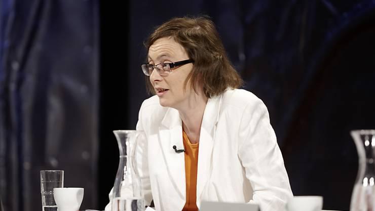 Zu den Befürwortern eines österreichischen Buchpreises gehört auch die frühere Bachmannpreis-Jurorin Daniela Strigl (Pressebild ORF).