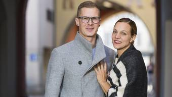 Tobias Krummenacher und Désirée Sibold