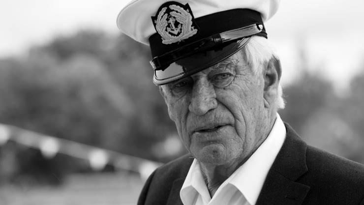 """Der verstorbene """"Traumschiff""""-Schauspieler Siegfried Rauch ist am Freitag an einem von ihm ausgesuchten Ort mit Blick auf die Alpen beigesetzt worden. (Archivbild)"""