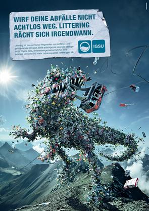 Alle Plakate können auf der Homepage der IGSU bestellt werden.