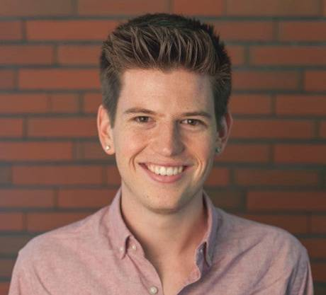 Calvin Stettler: Reporter Unihockey