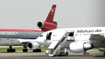 Soll Deutschland nicht mehr anfliegen dürfen: die iranische Luftfahrtgesellschaft Mahan Air. (Archivbild)