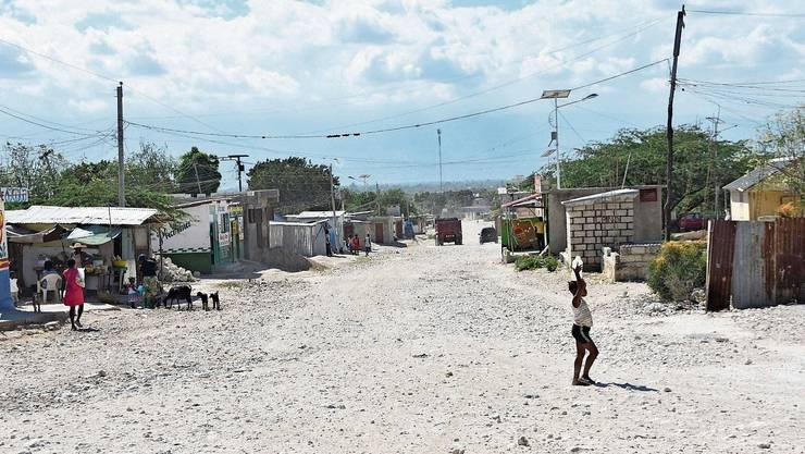 Canaan: 300'000 Menschen leben im Elend. «Der Staat hat uns vergessen», sagen die Bewohner.