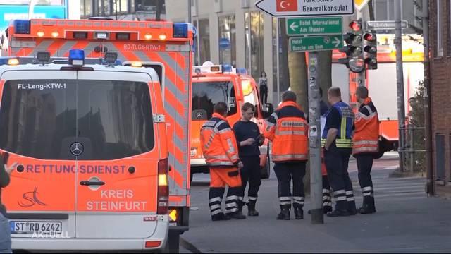 Motiv für Amokfahrt in Münster bleibt unklar