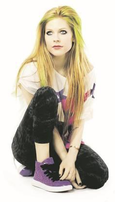 Avril Lavigne symbolisierte in den Nuller-Jahren die ewige Jugend.
