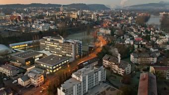 Aarau soll wertschöpfungsintensive Unternehmen fördern.