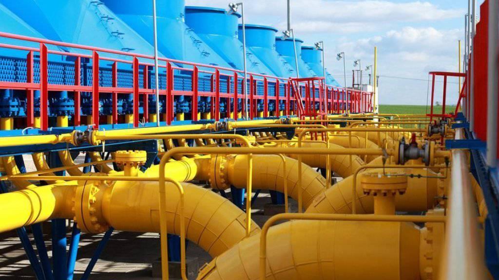 Erdgas-Kompressoren der Firma Eustream im slowakischen Velke Kapusany: Durch mehr Kooperation unter den EU-Ländern möchte die Union künftige Energieengpässe vermeiden (Archiv).