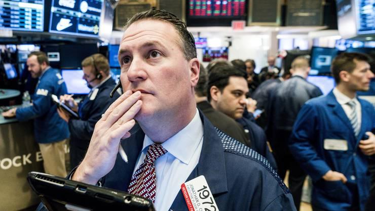 Die Börsen in Asien folgen der Wall Street mit deutlichen Abschlägen.
