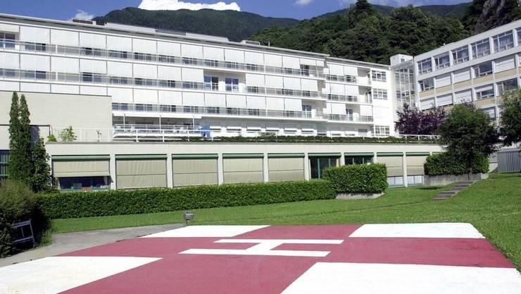 Im Ospedale San Giovanni in Bellinzona wurde das Kind sofort operiert