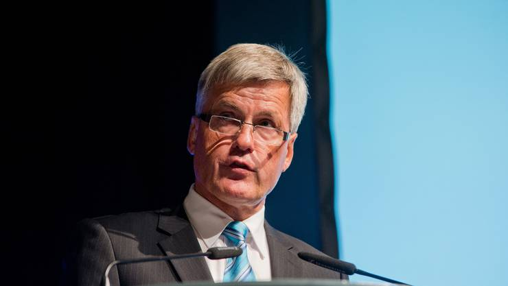 Die AKB verkauft ihre Tochtergesellschaft - AKB CEO Rudolf Dellenbach ist zufrieden mit der Abnehmerin