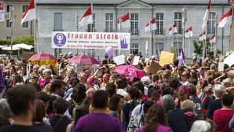 Am 14. Juni wurde für Gleichberechtigung gestreikt – für wirkliche Veränderungen braucht es aber politische Entscheide.