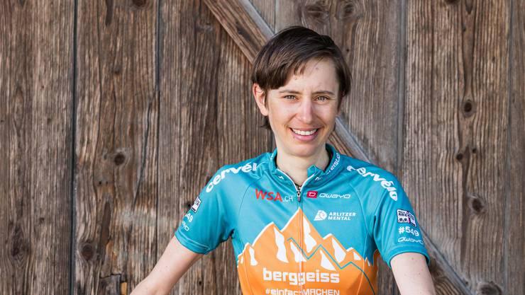 Hat in dieser Saison einiges vor: Ultracyclerin Nicole Reist will erneut Unmögliches auf dem Rennrad vollbringen und an gleich drei Nonstop-Rennen einen Sieg einfahren.