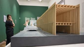 Das Architekturmuseum soll neu 250'000 Franken pro Jahr erhalten.