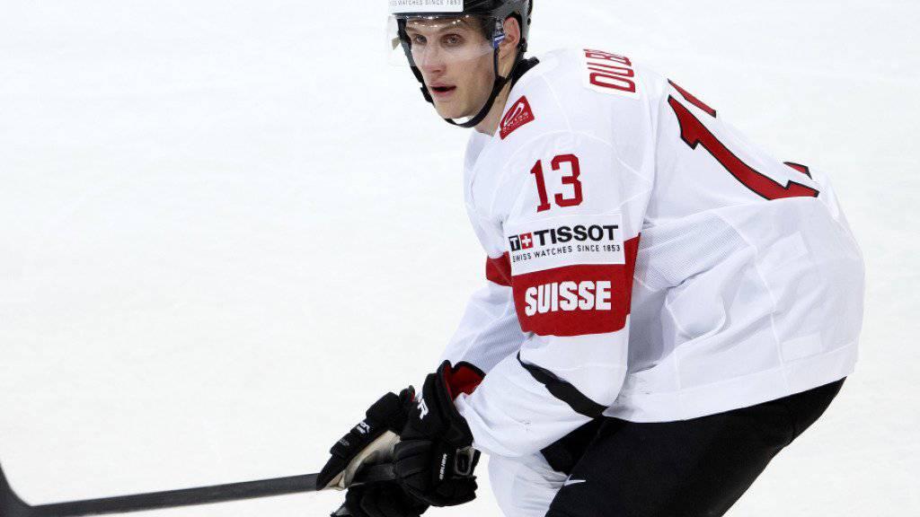 Félicien Du Bois bestritt im vergangenen Mai in Tschechien seine fünften Weltmeisterschaften mit der Schweiz.
