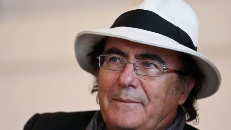 Der italienische Schlagersänger Al Bano darf nicht mehr in die Ukraine einreisen. Das Land wirft ihm Russlandfreundlichkeit vor. (Archiv)