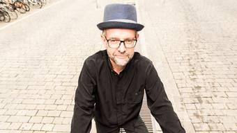 Pfarrer Bernhard Jungen ist seit letztem Sommer mit seiner mobilen Velo-Bar unterwegs. Nun hatte er mit seinem privaten E-Bike einen Selbstunfall.