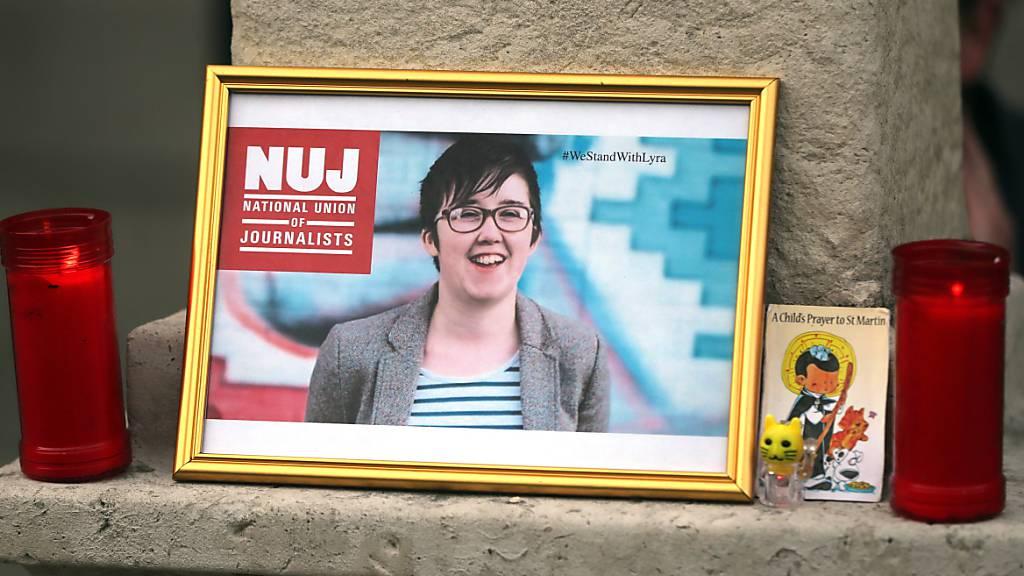 Weitere Festnahmen wegen Mordes an Journalistin in Nordirland