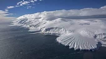 Tagebuch aus der Antarktis