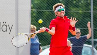 Laurent Rochette: Er gewann das Turnier im Vorjahr.