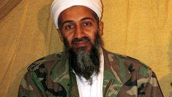 Top-Terrorist Osama bin Laden (Archiv)
