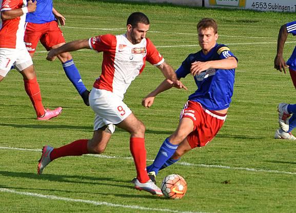 FCS-Sursee 1-0, Chatton Loic