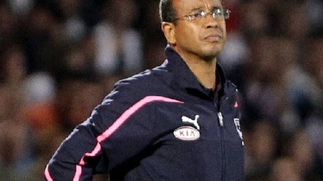 Bordeaux-Coach Jean Tigana