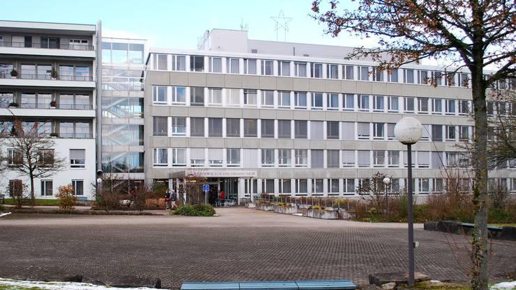 Das Spital in Muri konzentriert sich auf den eigenen Betrieb. ES