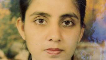 Kates Krankenschwester Jacintha Saldanha.