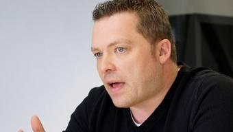Der LVB-Präsident und Sekundarlehrer Roger von Wartburg ärgert sich über die voreilige Umsetzung von Reformen und erwartet vom neuen Bildungsdirektor mehr Ruhe.Kenneth Nars