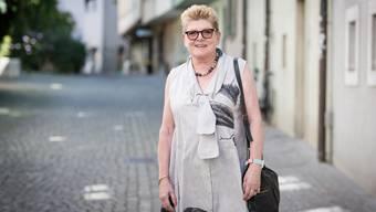 Theresia Rohr aus Rheinfelden ist ein ehemaliges Verdingkind.