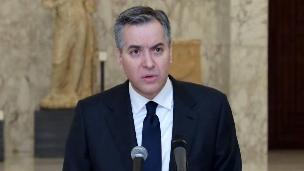 Libanons Premier Adib scheitert mit Regierungsbildung