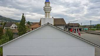 Minarett in Wangen bei Olten