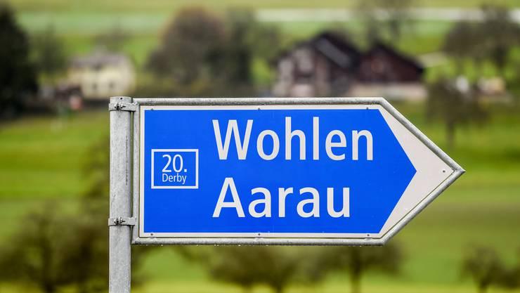 Heute spielen sie ein letztes Mal gegeneinander, ehe sich die Wege des FC Wohlen und des FC Aarau trennen.