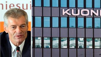Heinz Karer, Kuoni-Verwaltungsratsmitglied