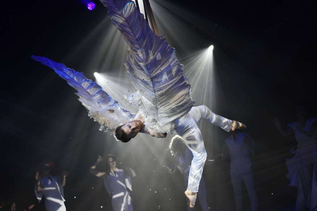 Bekannt vom TV:Jason Brügger sind Flügel gewachsen. (© Keystone)