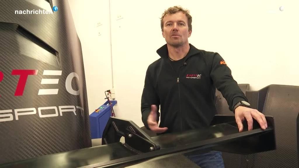 Schwyzer Rennfahrer Marcel Fässler beendet seine Karriere