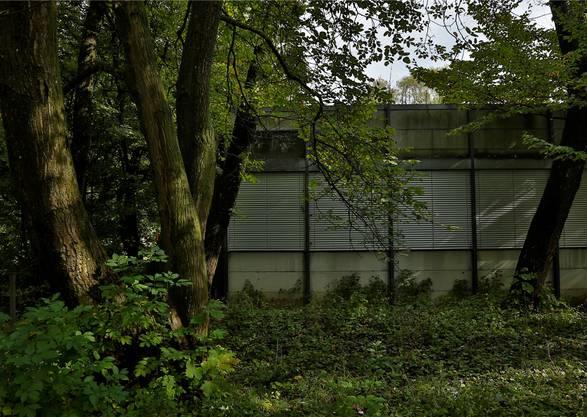Gebäude der ehemaligen Druag in Oensingen .
