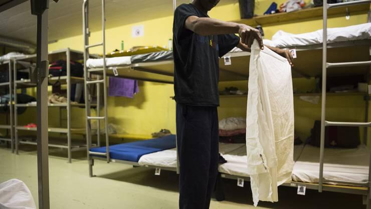 Es gab seit dem Lockdown 599 Asylgesuche in der Schweiz, das ist deutlich weniger als sonst.