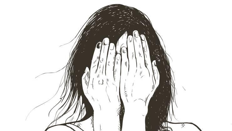 Jede dritte Frau wird Opfer von körperlicher oder sexueller Gewalt. Doch die wenigsten sprechen darüber. (Symbolbild)