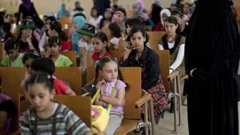 In Libyen beginnt das neue Schuljahr (Symbolbild)
