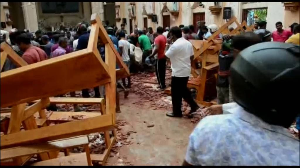 Sri Lanka: Opferzahl steigt auf über 200